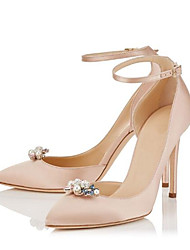 Damen-High Heels-Outddor-KunstlederOthers-Rosa Gold