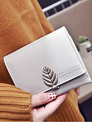 Women PU Casual Coin Purse