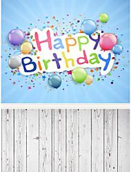 Birthday Background Photo Studio  Photography Backdrops 5x7FT