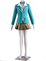 Rosario and Vampire Anime Cosplay Costumes Coat / Shirt / Skirt / Socks Female