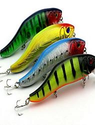 """1 pcs Soft Bait / Fishing Lures Hard Bait / Soft Bait Assorted Colors 24.5 g/7/8 oz. Ounce mm/4-3/4"""" inch,Soft PlasticBait Casting /"""