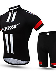 Season short sleeved men's suits outdoor sports bicycle wear