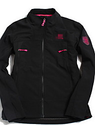 Hiking Tops Women's Waterproof / Thermal / Warm / Windproof / Insulated / Comfortable Spring / Fall/Autumn / Winter Cotton / TeryleneRed