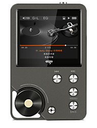 Aigo MP3 MP3 / WMA / WAV / FLAC / APE / OGG / AAC Bateria Li-on Recarregável