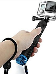 Telescopic Pole Extendable Pole Handheld Selfie Stick ForGopro 5 Gopro 4 Gopro 4 Session Gopro 4 Silver Gopro 4 Black Gopro 3 Gopro 2