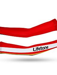 braço aquecedores Moto Térmico/Quente Materiais Leves Confortável Protecção Unissexo Vermelho Terylene