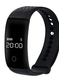 Smart BraceletWater Resistant/Waterproof / Calories Burned / Pedometers / Health Care / Sports / Heart Rate Monitor / Touch Screen /