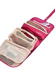 1 L Higiene Pessoal Bag Viajar Multifuncional Terylene