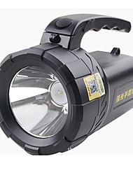 Lampes Torches LED LED Lumens 1 Mode LED Rechargeable Taille Compacte Ultra légerCamping/Randonnée/Spéléologie Usage quotidien Cyclisme
