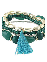 Bracelet Jewelry Type Material Shape Feature Occasion Jewelry Gift Material Shown ColorQuantity