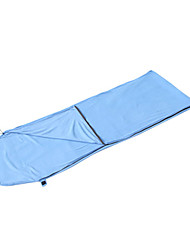 Schlafsack Rechteckiger Schlafsack Einzelbett(150 x 200 cm) -15-20 T/C Baumwolle Enten Qualitätsdaune 300g 185X75Wandern Camping Reisen