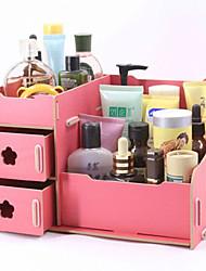 Хранение косметики Коробка с косметикой / Хранение косметики Однотонный 30.0 x 19.0 x 17.0