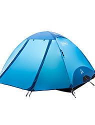 2 Pessoas Tenda Duplo Tenda Automática Um Quarto Barraca de acampamento OxfordProva de Água Respirabilidade Resistente Raios Ultravioleta