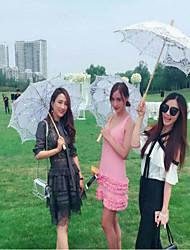 Spitzen Regenschirm ca.68cm Spitzen ca.96cm