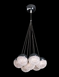 Aluminum Pendant Light   Modern/Contemporary Anodized Feature for Designers Metal Dining Room / Kids Room / Entry / Hallway