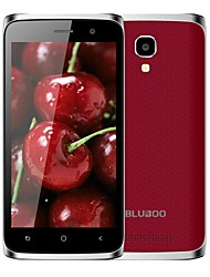 BLUBOO MINI 4.5  Android 6.0 MT6580 3G Smartphone (Dual SIM Quad Core 5 MP 1GB  8 GB Black / Red / White / Blue)