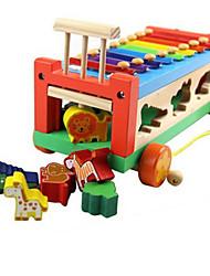 Bildungsspielsachen Neuartige Regenbogen Holz