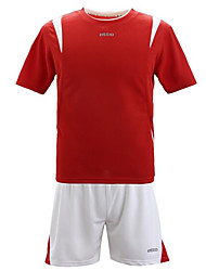 etto® Homme Football Shirt + Shorts Cuissard  / Short Maillot Ensemble de Vêtements/TenusRespirable Séchage rapide Confortable