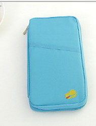 1 L Travel Organizer Pack Pockets Wallet Traveling Outdoor Waterproof Waterproof Zipper Multifunctional Others Nylon Others