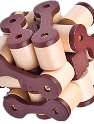 Kong Ming Lock Model & Building Toy Square Wood Khaki For Boys / For Girls 5 to 7 Years / 8 to 13 Years / 14 Years & Up