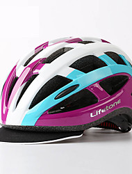 Unisex Bike Helmet N/A Vents Cycling Cycling / Mountain Cycling / Road Cycling / Recreational Cycling One Size EPS+EPU Blue / Orange