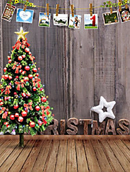 noël fond studio photo photographie décors 5x7ft