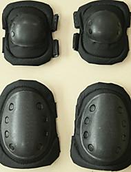 утолщенной губки раздавить пластиковый корпус в сочетании спорта взрослых защита колена защитное снаряжение