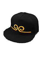 Hat Protective / Comfortable Unisex Leisure Sports / Baseball Spring / Summer Black