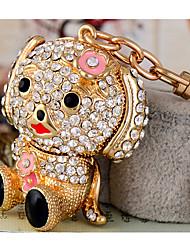 Still Keychain Key Chain Car Key Pendant Creative Cute Cartoon Animals