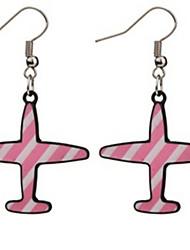 Boucles d'oreille gitane Alliage Simple Style Bijoux Quotidien 1 paire
