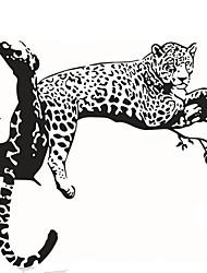 tigre pvc stickers muraux