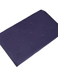 Well-ventilated Picnic Pad Dark Green / Dark Blue Camping PVC