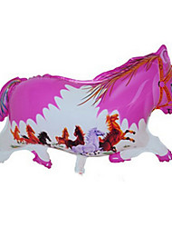 Balloons Holiday Supplies Carriage Rubber Pink For Boys / For Girls 2 to 4 Years / 5 to 7 Years / 8 to 13 Years