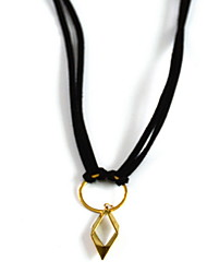 Necklace / Pendant Necklaces Jewelry Daily Geometric Basic Design Alloy Women 1pc Gift As Per Picture