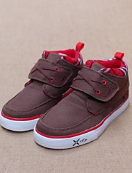 Boys' Sneakers Spring Fall Comfort Fabric Casual Flat Heel