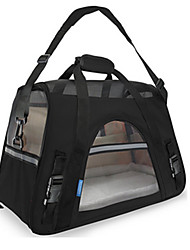 Dog Sling Bag Pet Carrier Portable Black
