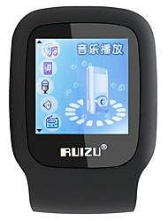RUIZU MP3 MP3 / WMA / WAV / FLAC / APE Bateria Li-on Recarregável