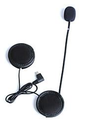 v2-1200 v2-500 dédié accessoires Bluetooth dédié casque casque talkie-walkie
