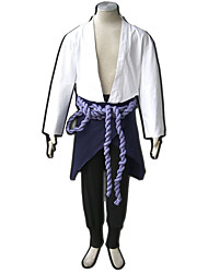 Naruto Anime Cosplay Costumes Kimono Coat/Pants/Belt/More Accessories male