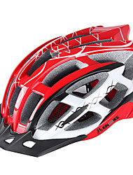 Women's Bike Helmet N/A Vents Cycling Cycling / Mountain Cycling / Road Cycling One Size EPS+EPU Red / Pink / Blue
