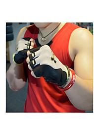 мужские спортивные и фитнес перчатки полу пальцами перчатки противоскользящие железные перчатки износа