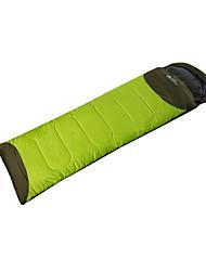 Schlafsack Rechteckiger Schlafsack Einzelbett(150 x 200 cm) -15-20 Hohlbaumwolle 400g 195X75 Wandern Camping Reisen Jagd Draußen