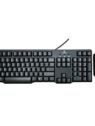 Управление мышью USB 1000dpi Управление клавиатурой PS/2 Logitech MK100