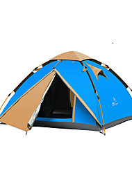 Moistureproof/Moisture Permeability Breathability Well-ventilated Keep Warm One Room Tent Green Blue