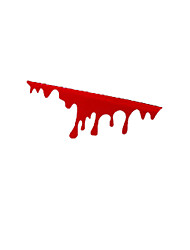 Horrible Blood Stain Blood Drops for Tail Light Sticker Car Styling Reflective Vinyl Sticker Auto Refitting Decor Decal