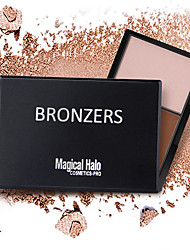 Powder / Concealer/Contour / Highlighters/Bronzers / Pressed Powder MineralOil-control / Concealer / Natural / Pore-Minimizing /