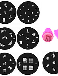 21 Manucure Dé oration strass Perles Maquillage cosmétique Nail Art Design