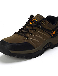 Sneakers Mountaineer Shoes Hiking Shoes Men's Anti-Slip Anti-Shake/Damping Breathable Sweat-Wicking Low-Top Oxford Climbing Hiking
