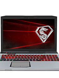 Shinelon gaming laptop T1Pro-781S1N backlit 15.6 inch Intel i7 Quad Core 8GB RAM 1TB 128GB SSD hard disk