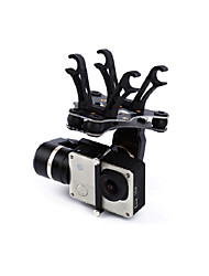 2 Axis Sports Camera Brushless Gimbal FY Mini 2D for Aircraft Helicopters